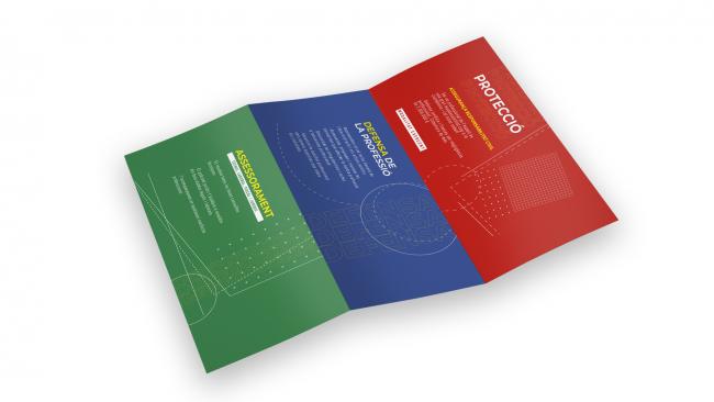 Proyecto agencia FEEL!, interior del catálogo de productos