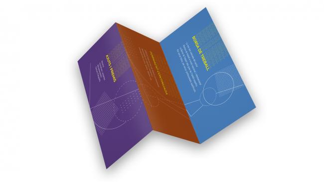 Proyecto agencia FEEL!, Interior del catálogo de servicios y productos